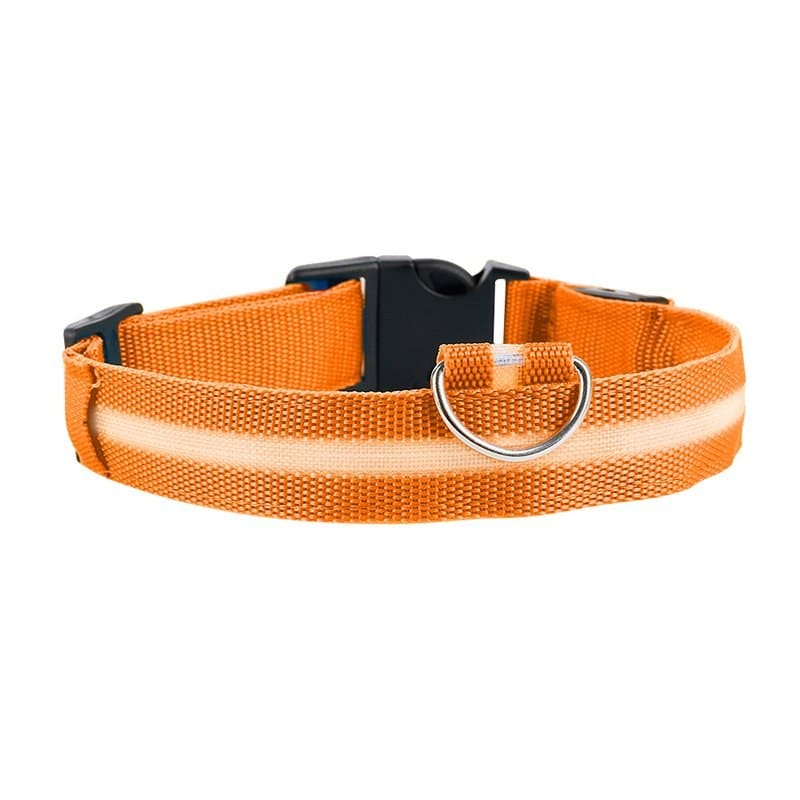 Led-Dog-Collar_Orange